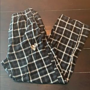 Other - Pittsburgh Penguins flannel sleep bottoms